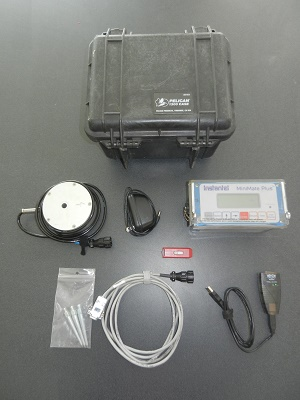 Also Known as Ground Vibration Monitor Shipping Package